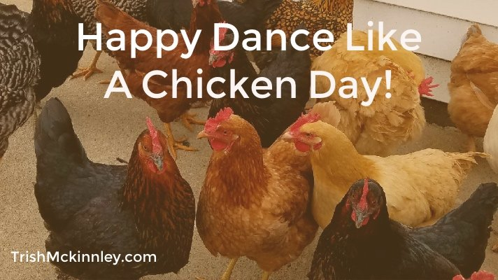 chicken dance day