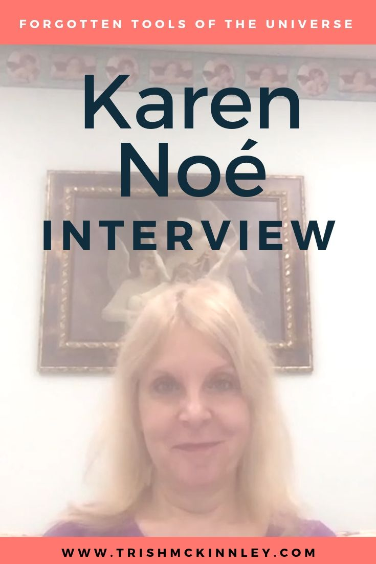 karen noe interview consciousness book