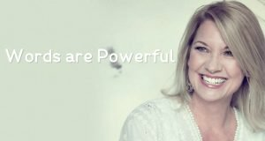 'Words Are Powerful' with Trish McKinnley