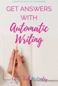 Writing hand with 'Get Answers with Automate Writing' written on over the image