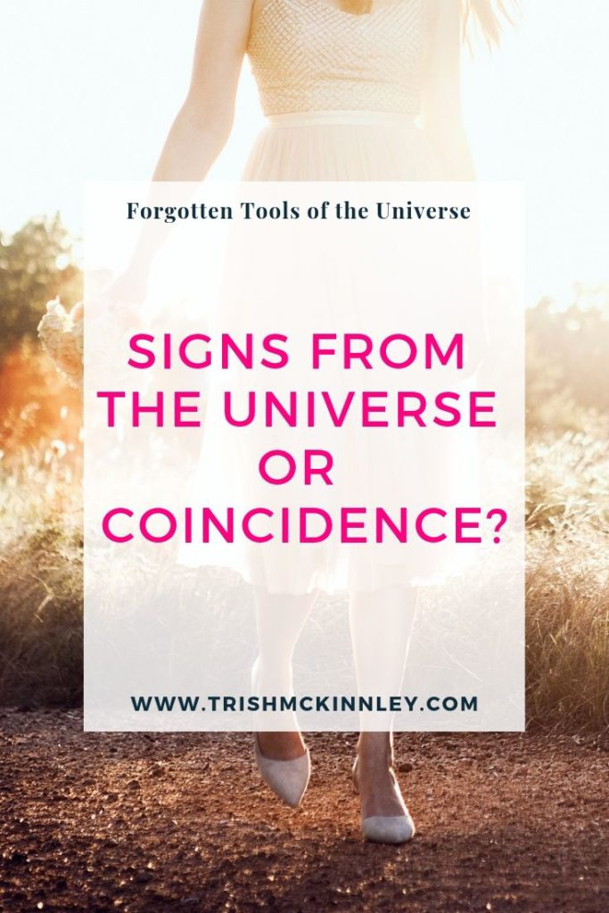 signs from the universe or coincidence