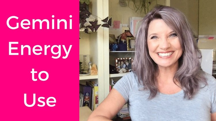 'Gemini Energy to Use' with Trish McKinnley