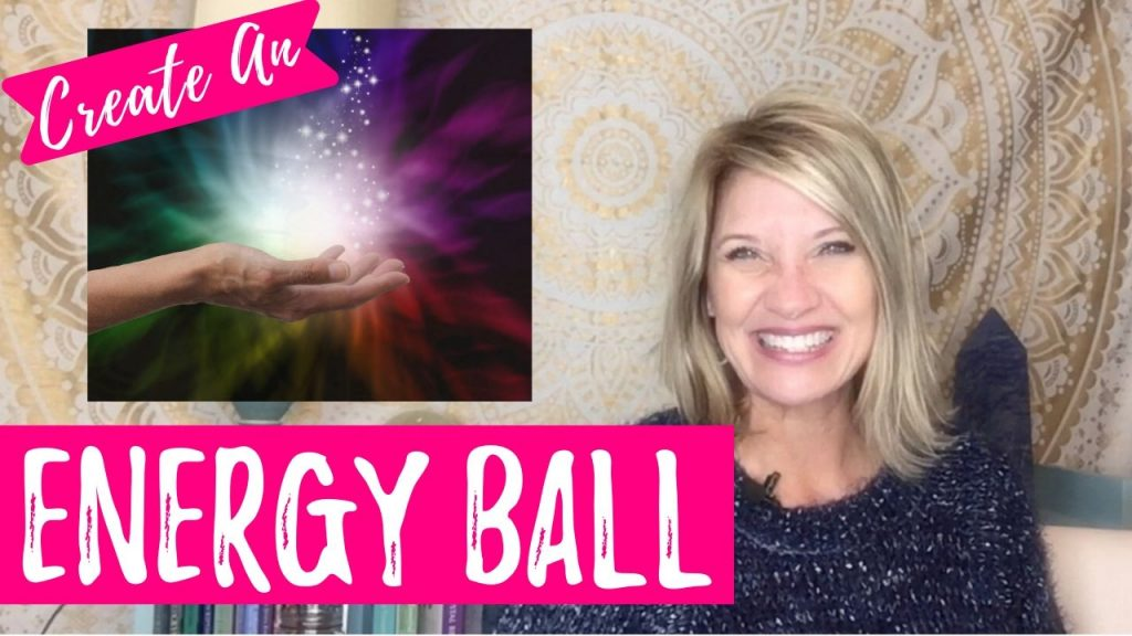 How To Create an energy ball
