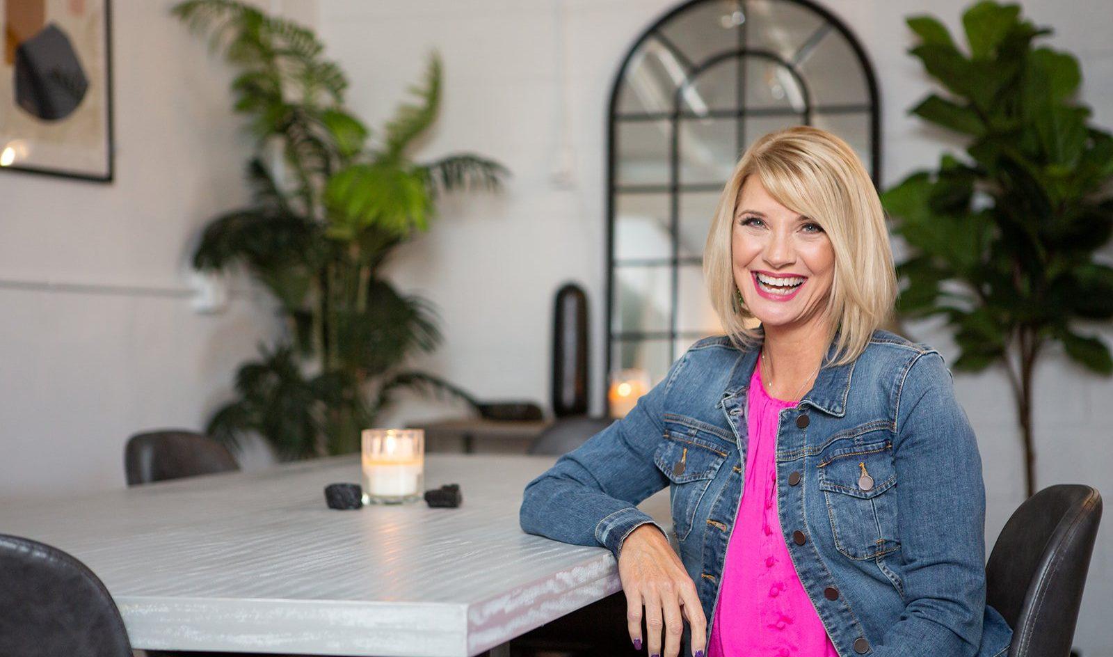 Trish McKinnley offers spiritual guidance