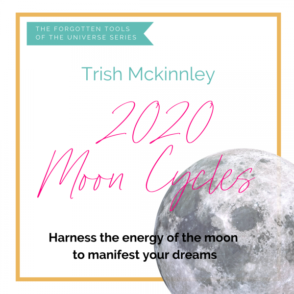 Image post with a moon titled: 2020 Moon Cycles