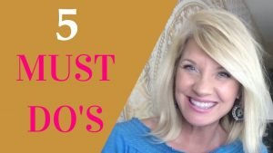 Picture of Trish Mckinnley with words 5 Must Do's for Venus Retrograde