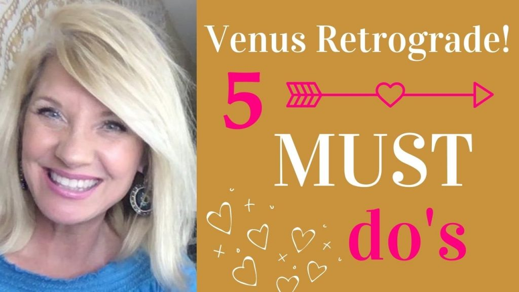 venus retrograde benefits