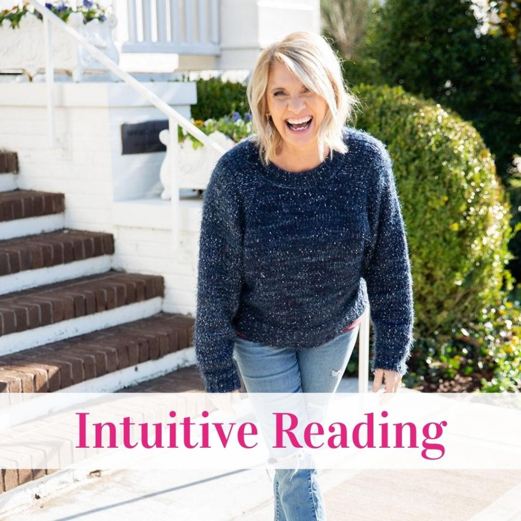 intuitive reading with trish mckinnley