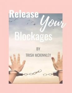 Release your blockages worksheet cover image.