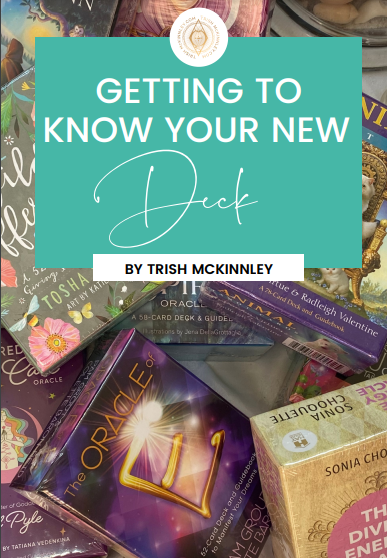 Getting to know your new deck freebie download image.