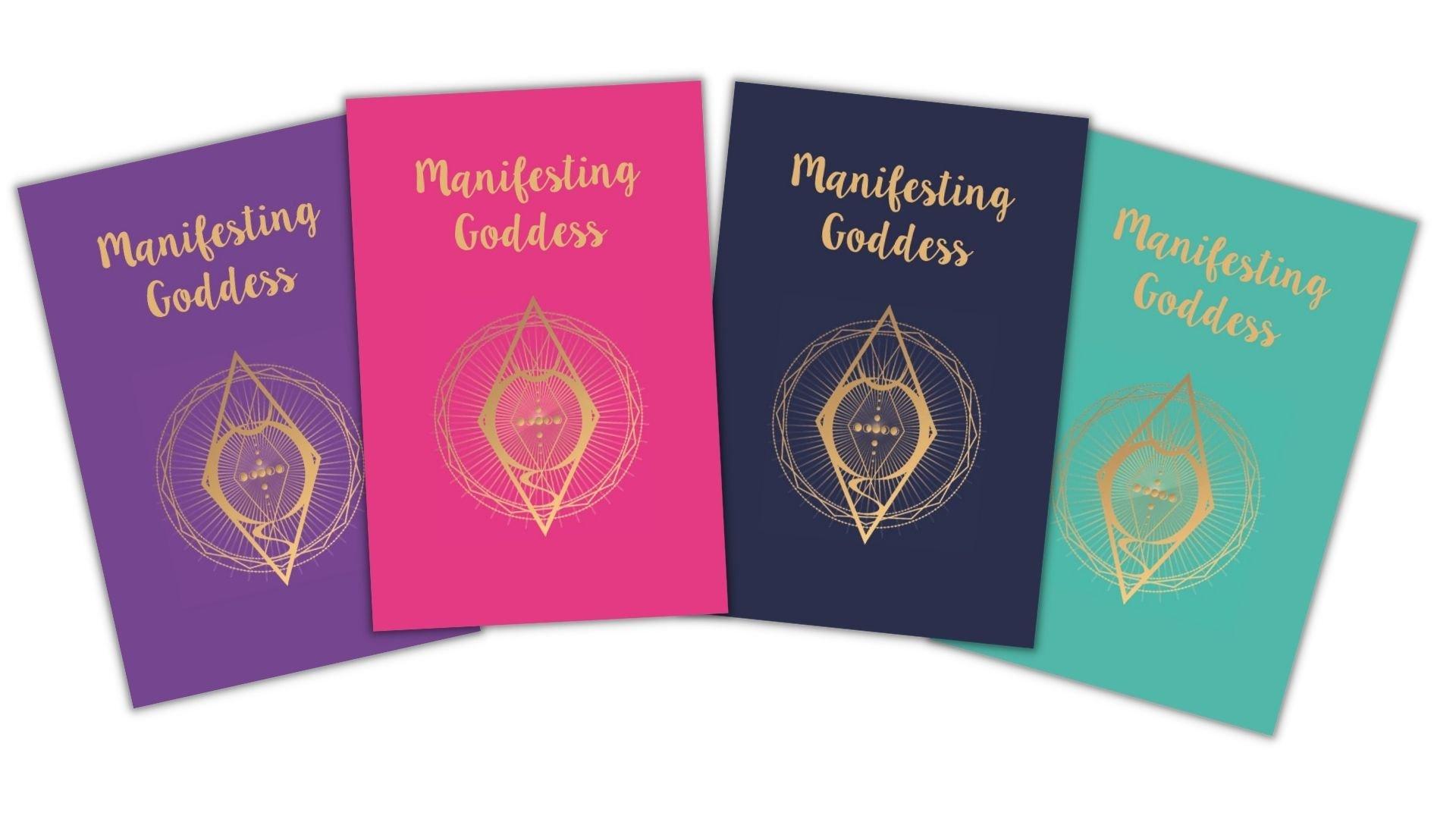 Manifesting Goddess Journals